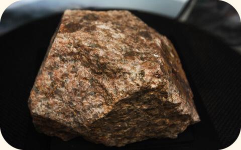 日本最古の砂粒