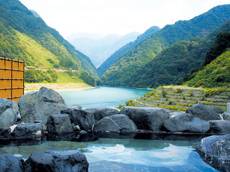 宇奈月温泉 とちの湯