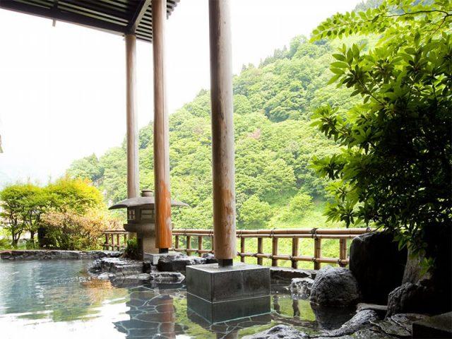 延対寺荘 温泉