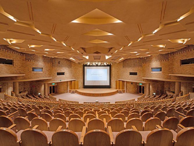 宇奈月国際会館セレネ 大ホール