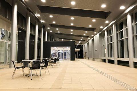 黒部宇奈月温泉駅併設 ふれあいプラザ