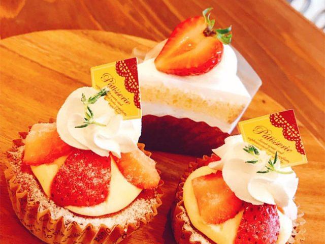 中島おやつ店 ケーキ
