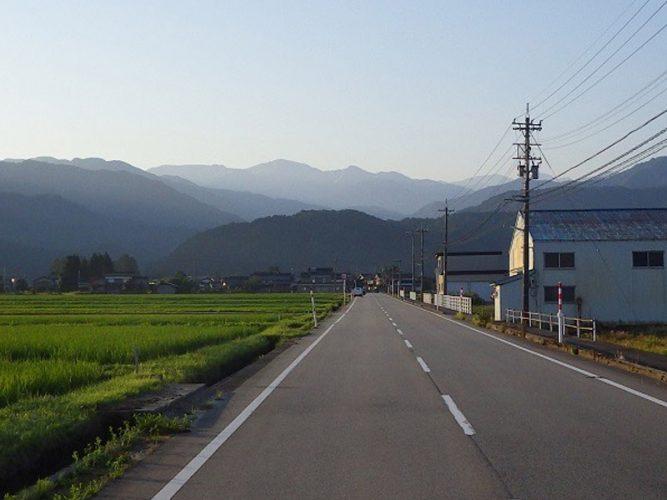 富山県朝日町