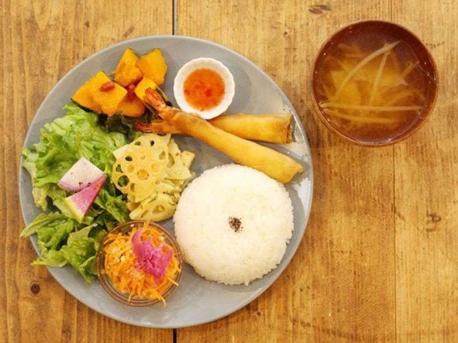 cafe&animo ランチ定食