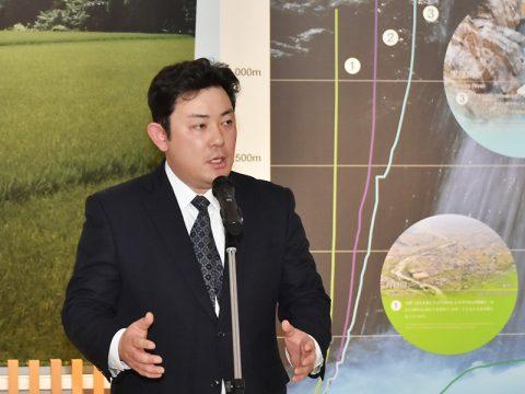 開業4周年イベント開会のご挨拶