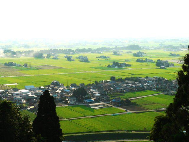 富山県入善町
