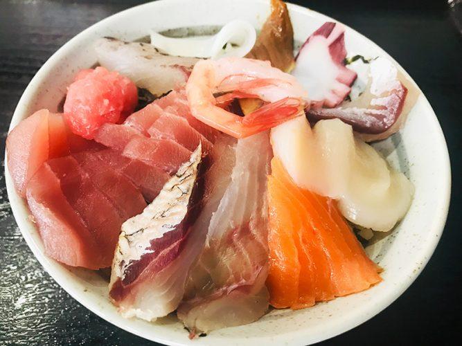 和食おはな 海鮮
