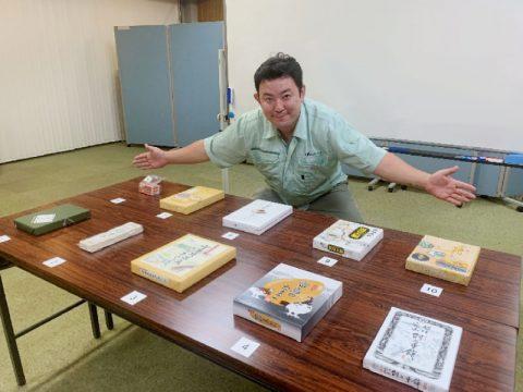 富山のお土産 和菓子