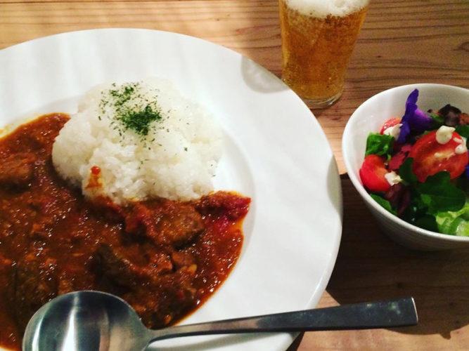 惣菜Barカタコト屋 カレー